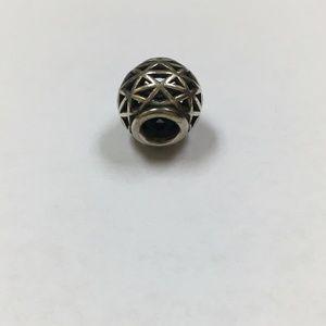 Genuine Pandora Serendipity charm - silver